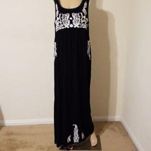 Chelsea &Theodore Plus Size Dress NWT